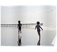 Boys on the Beach II Poster