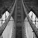 Brooklyn Bridge by M.C. O'Connor