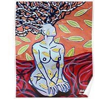 'Tree Goddess' Poster