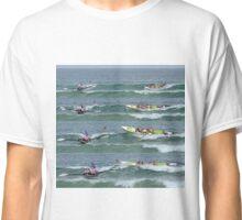Half Moon Bay, Woolamai, States, Ocean Grove 2015 Classic T-Shirt