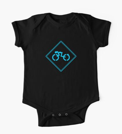 Grid Cyclists Only (B) One Piece - Short Sleeve