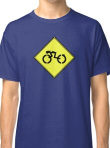 Grid Cyclists Only Classic T-Shirt
