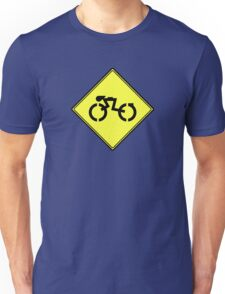 Grid Cyclists Only Unisex T-Shirt