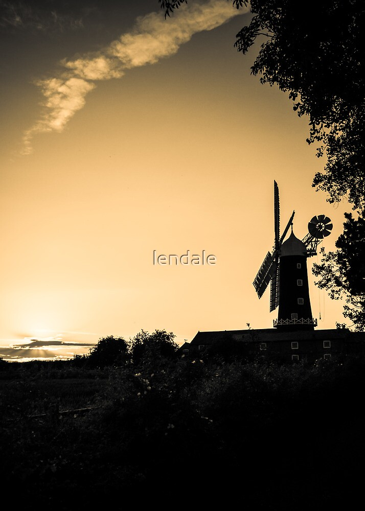 Windmill - untitled by lendale