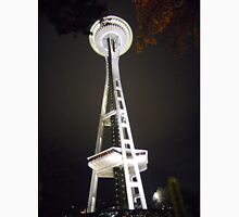 Space Needle at Night Unisex T-Shirt