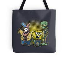 Aquatic Hunters Tote Bag