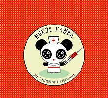 Nurse Panda by Luke Barclay