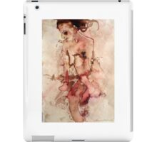 she lets the river answer that she's always been your lover iPad Case/Skin