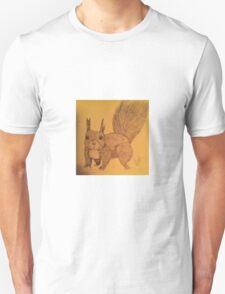 Squirrel!!!!! Unisex T-Shirt