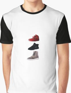 Yeezy shoes Graphic T-Shirt