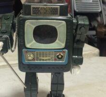Japanese Robot #1 Sticker