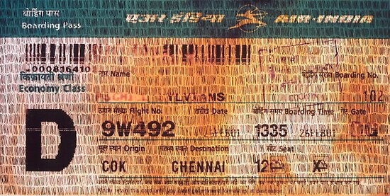 Air India by Fawni