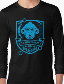 IT'S TIME TO SPLIT! Long Sleeve T-Shirt