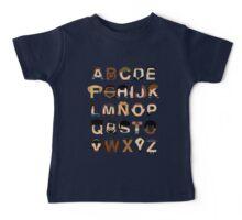 Star Trek Alphabet Baby Tee