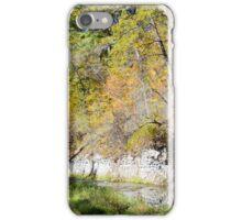 Coldwater Creek Bluffs iPhone Case/Skin