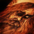 ODIN Wood Burning by TheCroc1979