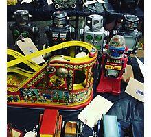 Japanese Robot #2 Photographic Print