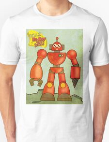 Ro-Boy from space T-Shirt