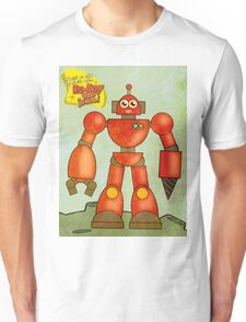 Ro-Boy from space Unisex T-Shirt