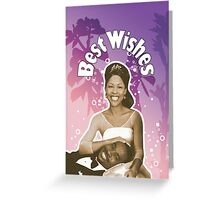 Best Wishes-Wedding  Greeting Card