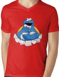 BAR EXAM MONSTER Mens V-Neck T-Shirt