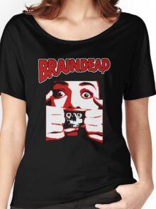 Braindead Women's Relaxed Fit T-Shirt