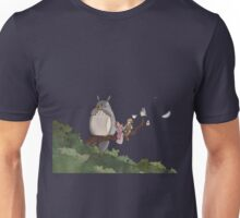 Totoro Forest Theme Unisex T-Shirt