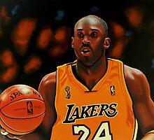 Kobe Bryant by PaulMeijering