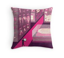 THE MUSEUM OF IMPOSSIBLE THINGS Throw Pillow