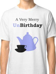 A Very Merry Unbirthday Classic T-Shirt