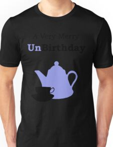 A Very Merry Unbirthday Unisex T-Shirt