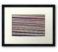 Royal Gorge Bridge Framed Print