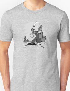 Mushrooms meet Spinach T-Shirt