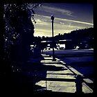 Mundane Sidewalk by Arkmage