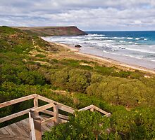 Berry's Beach Phillip Island Victoria by PhotoJoJo