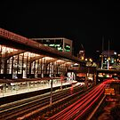 Southern Cross Station by Beau Williams