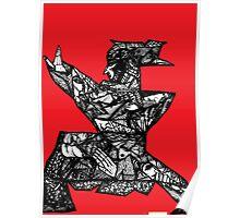 Birdman Man Poster