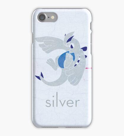 Silver iPhone Case/Skin