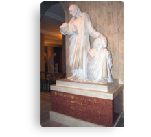Blessed Mother Teresa Canvas Print