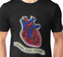 despierta corazón dormido dark colors Unisex T-Shirt