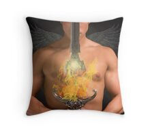 27458 Wings Throw Pillow