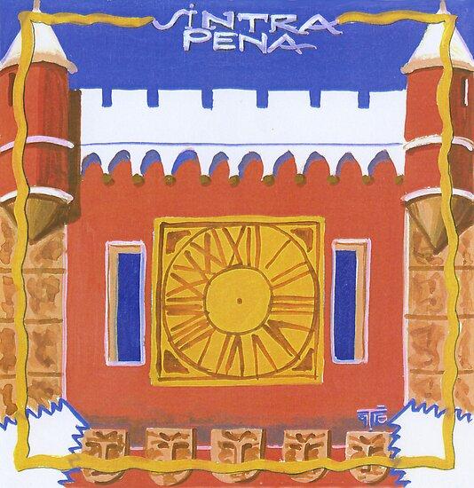 Sintra. Pena Palace by terezadelpilar~ art & architecture