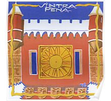 Sintra. Pena Palace Poster