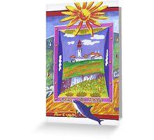 Cabo da Roca Greeting Card