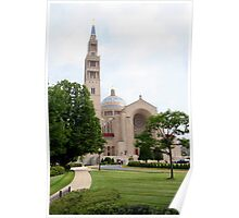 Basilica of the National Shrine of the Immaculate Conception II Poster