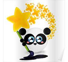 Koment the panda Poster