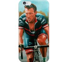 Lance Armstrong iPhone Case/Skin