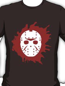 Bloody Jason Mask T-Shirt