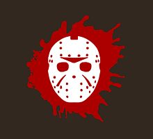Bloody Jason Mask Unisex T-Shirt