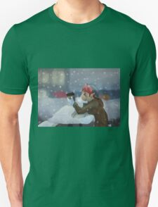 Winter Thoughts Unisex T-Shirt